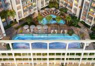 Chính chủ cần bán căn hộ Pega Suite mặt tiền Tạ Quang Bửu, quận 8, view hồ bơi 75m2, giá 1 tỷ 800tr