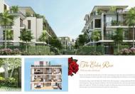 Biệt thự liền kề Eden Rose Rừng trong phố, giá 5,4 tỷ sắp ở ngay