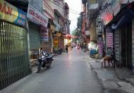 Bán nhà mặt phố Vũ Hữu, Quận Thanh Xuân, đầu tư KD sầm uất, diện tích, mặt tiền rộng, hơn 100tr/m2