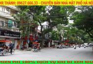 Hot: Lô góc mặt phố Nguyên Hồng nhỉnh 24 tỷ, hiếm, kdoanh khủng