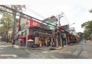 $Cho thuê nhà góc 2MT Nguyễn Thái Bình - Phó Đức Chính, Q.1, DT: 11x18m, 1 trệt, 2 lầu. Giá: T/L