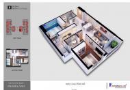 Bán căn hộ chung cư tại dự án Sài Gòn Avenue, Thủ Đức, Hồ Chí Minh diện tích 62m2, giá 1.3 tỷ