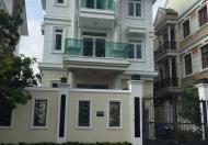 Bán gấp biệt thự đơn lập Nam Viên mặt tiền đường 17, nhà mới 100% chưa sử dụng, giá chỉ 33.5 tỷ