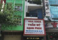 Cần vốn kinh doanh nê bán nhà mặt tiền đường  Nguyễn Thiện Thuật, trung tâm Quận 3, giá 15,5 tỷ.