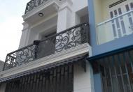 Bán nhà mới xây ngay QL 13 đối Cân Nhơn Hòa nhà 3.5 tấm, xây lệch tấm DT 58m2, 3 tỷ