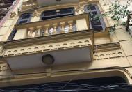 Bán nhà phố Hòe Nhai Ba Đình 4 tầng, đẹp gần phố cổ 3.4 tỷ