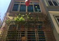 Bán nhà mặt ngõ Đào Tấn, 43m2, 4 tầng, giá 4.2 tỷ