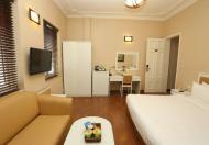 Bán Khách sạn VIP 5 sao mặt phố Hàng Bún, DT: 240m2x7 tầng, MT 7.5m, thang máy, cho thuê 147 tr/th