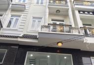 Bán nhà mới 100% hẻm 5m Nhất Chi Mai, P13, Tân Bình 4X15m, 3 lầu