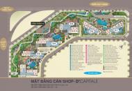 Mở bán các căn shop thương mại của dự án Vinhomes D'Capitale