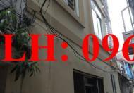 Bán nhà dân xây gần trường tiểu học Trần Phú-Mỗ Lao-Hà Đông Giá 1.75 Tỷ 4 Tầng 33m 0968218579