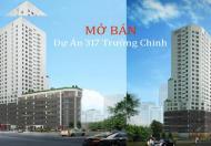 Bán Căn hộ tại 317 Trường Chinh 73m2 chỉ 2,6 tỷ