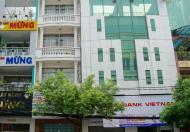 $Cho thuê nhà MT Trần Hưng Đạo, Q.1, DT: 4x20m, trệt, 5 lầu, thang máy. Giá: 3800$/th