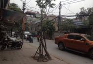 MP Đại Từ, quận Hoàng Mai, DT 90m, MT 4.5m, giá 11.8 tỷ, kinh doanh tấp nập, vỉa hè rộng.