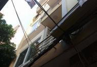 Bán nhà phố Vĩnh Phúc, DT: 40m2, 5 tầng, giá 4.35 tỷ