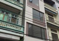 Nhà Mạc Thái Tổ, 6 tầng thang máy, MT4.2m, 52m2, giá 11.5 tỷ, gara, ô tô tránh, vỉa hè 2 bên.