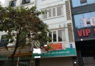 Cho thuê nhà riêng mặt phố Quan Hoa dt80m2 x5 tầng