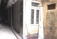 Cho thuê nhà riêng tại Tây Sơn (Khu kho bạc).