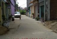 Bán đất cổng làng An Trai Vân Canh,SĐCC, 49.5 m2, Đông Nam, ôtô đỗ cửa, 1.65 tỷ, LH Mr Sơn 097.3535.231 ...