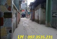 Bán đất thổ cư Vân Canh, SĐCC, 52.5m2, hướng Đông Nam, giá 26 tr/m2 , đường 3m, LH Mr Sơn 097.3535.231