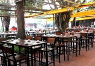 Cho thuê nhà Hoàng Ngân làm nhà hàng vị trí cực đẹp. 220m2*3t, MT 15m. 0973513678