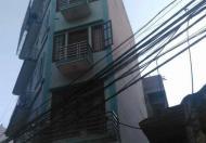 Bán nhà phố Nguyễn Chí Thanh, 50m, 4 tầng, mặt tiền 6m, giá 7.6 tỷ.