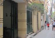 Bán nhà phố Trần Quang Diệu, quận Đống Đa 48m2, yên tĩnh, An ninh tốt, ở ngay.