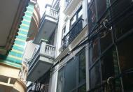 Bán nhà riêng trong ngõ, phố Trần Đại Nghĩa, diện tích 41m2, xây 4 tầng, nhà xây đẹp