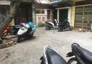 Cho thuê nhà riêng ngõ phố Bạch Mai, gần Phố Huế, Tô Hoàng