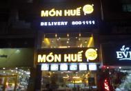 Cho thuê nhà Tô Hiệu làm nhà hàng vị trí cực đẹp, 200m2 * 4.5T, MT 15m. 0973513678