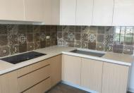 Cho thuê căn hộ 50m2 2PN  khu Westbay - Ecopark, nhà mới tinh, đồ cơ bản, giá 5 tr/th.