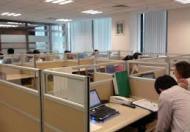 Cho thuê sàn văn phòng đầy đủ tiện ích phố Trường Chinh