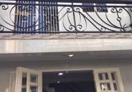 Bán nhà hẻm 362, Thống Nhất, phường 16, quận Gò Vấp, 4 x 8m, 1 trệt 1 lầu, giá 1,95 tỷ