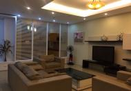 Cho thuê CHCC D5A Trần Thái Tông 120m2, 3 phòng ngủ, đủ đồ, 12tr/th. 097438836