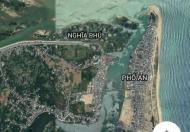 Bán nhanh đất đẹp view sông - đầu tư đất trung tâm t.phố giá 500 triệu/ nền #dautuquangngaigiare