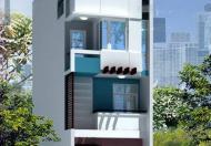 Bán Gấp nhà 3 tầng tại ngõ 203 Hồng Hà MT5m, 80m2, 4.6 tỷ