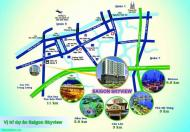 Cần bán 20 suất nội bộ kiot – shophouse thuộc Saigon Skyview - quận 8
