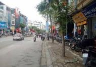 Cho thê CH mặt phố Lạc Long Quân 60m2, MT 4m