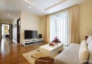Cho thuê căn hộ chung cư Golden West, 82m2, 2 phòng ngủ, 2WC, full đồ, giá 16 triệu/tháng