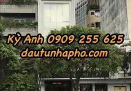 13x22m, đẹp nhất MT Nguyễn Hữu Cầu, quận 1, giá 135 tỷ, nhà cấp 4