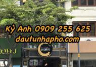 Xuất cảnh bán nhà MT Nguyễn Công Trứ, quận 1, giá 140 tỷ, 23x16m