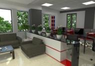Cho thuê văn phòng đẹp, đầy đủ tiện ích phố Nguyễn Chí Thanh, LH 0914 477 234