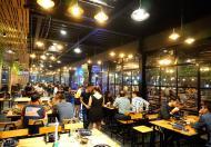 Cho thuê làm nhà hàng, quán nhậu Vũ Phạm Hàm vị trí cực đẹp, MT 15m. 0973513678