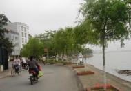 Bán nhà mặt phố Vệ Hồ, mặt hồ Tây, quận Tây Hồ, 62m2, 5 tầng, MT 6m, đẹp lung linh