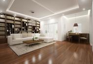 Cho thuê CHCC 123m2, N105 Nguyễn Phong Sắc, căn góc, hướng đẹp, nội thất cao cấp, 12 triệu/tháng