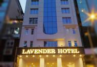 Cần bán khách sạn 4 sao MT Nguyễn Thái Bình, Q. 1, DT: 12x19m, 11 tấm, 72 phòng, giá: T/L