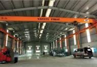 Cho thuê nhà xưởng tại cụm công nghiệp Bạch Hạc, Việt Trì, Phú Thọ miễn phí các thủ tục giấy tờ