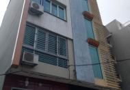 Bán nhà mặt phố Ông Ích Khiêm, 66m2 x 5 tầng, MT 4.2m, giá 27 tỷ có TL