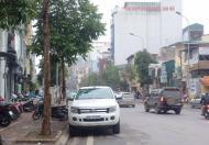 Bán nhà mặt phố Đốc Ngữ, Văn Cao, Ba Đình, 65m2 x 4 tầng, đường rộng 10m, ô tô vào nhà, giá 8.5 tỷ