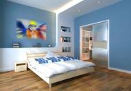 Cho thuê mặt phố Trương Định 200m2, 2 tầng, mt 6, giá 22 triệu/tháng.